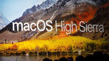 High Sierra and Apache